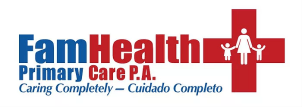 Logo of FamHealth Primary Care